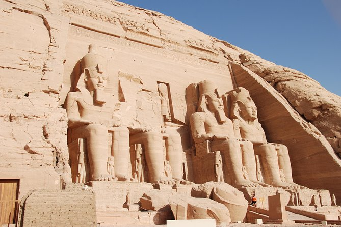 Abu Simbel Excursion 1 Day Trip from Aswan (Sharing Bus & Egyptologist Guide)