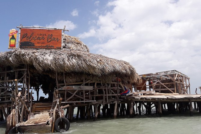 The Pelican Bar Tour from Montego Bay
