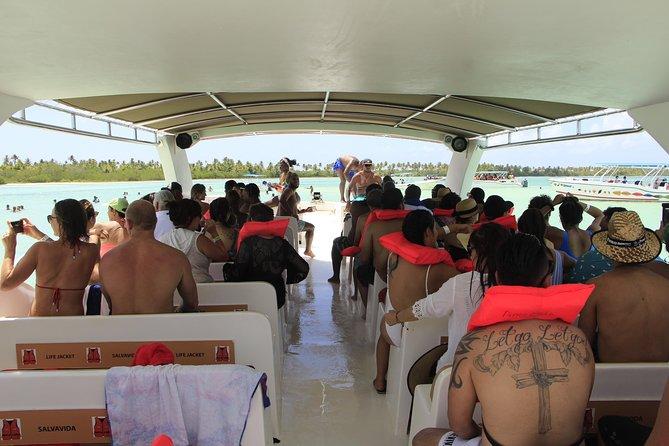 Saona Island Paradise Half Day From La Romana Port