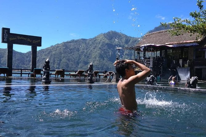 PRIVATE - Mt Batur Sunrise Trekking & Natural Hot Spring