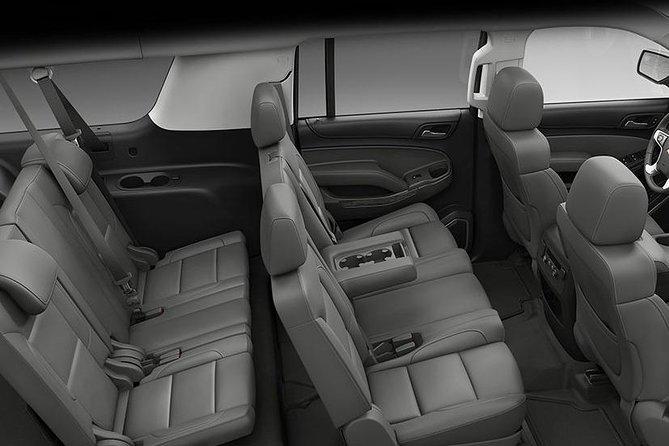 SUV Suburban Interior