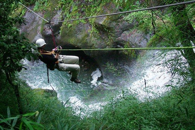Platinum Package (3 days/ 2 nights + 25 lines ziplining over 11 waterfalls)
