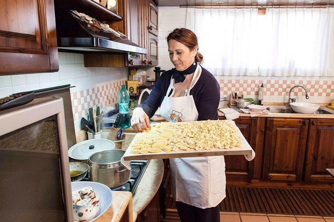 Pasta & Tiramisu Class at a Cesarina's home with tasting in Bassano del Grappa