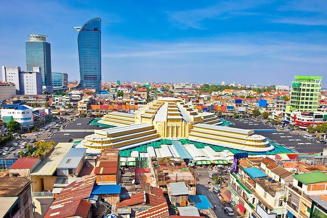 Phnom Penh Full Day City Exploration by Private Car photo 2
