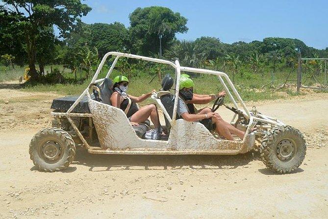 Family Buggy - Suzuka Tours Punta Cana