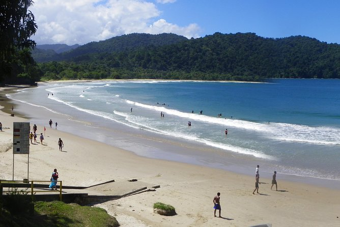 Day Trip to Las Cuevas Beach from Port of Spain