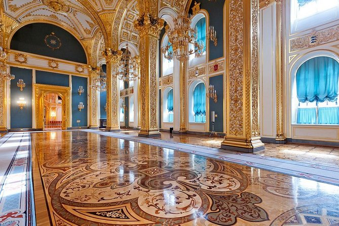 Exclusive Grand Kremlin Palace Private Tour - Residence of Russian President!