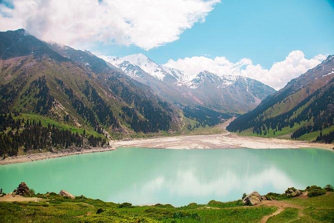 Big Almaty Lake & City