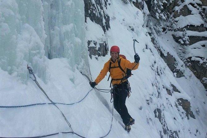 Experience Ice Climbing
