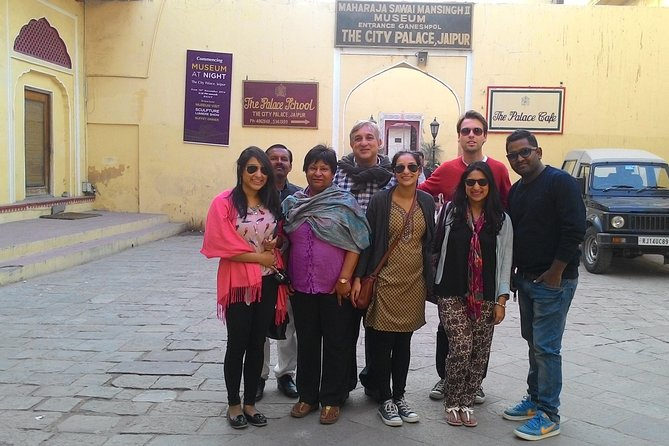 Jaipur Day Tour with Guide