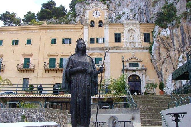 Monte Pellegrino & Palermo city tour