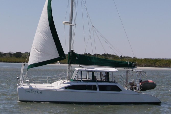 Small-Group Sailing Tour in Daytona Beach