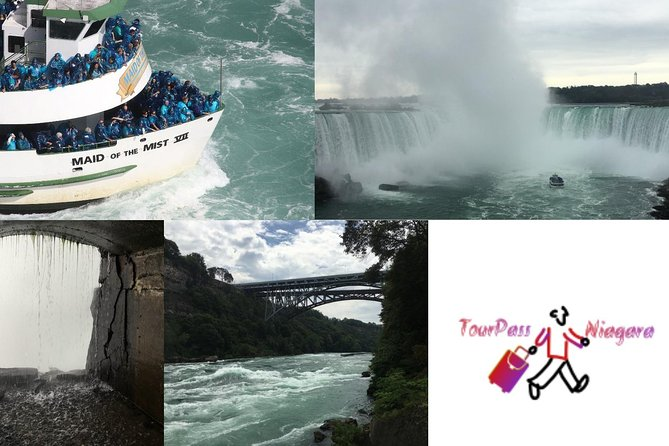 Tourpass Niagara: Canadian and USA activities in one Pass