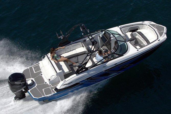 Boat Option 2: Monterey
