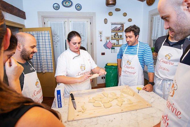 Private Pasta & Tiramisu Class at a Cesarina's home with tasting in Lake Como