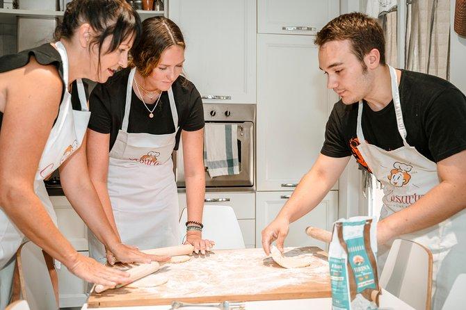Private Pasta & Tiramisu Class at a Cesarina's home with tasting in Ragusa