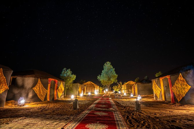 3-Days Private Tour from Marrakech to Fez through Merzouga Desert