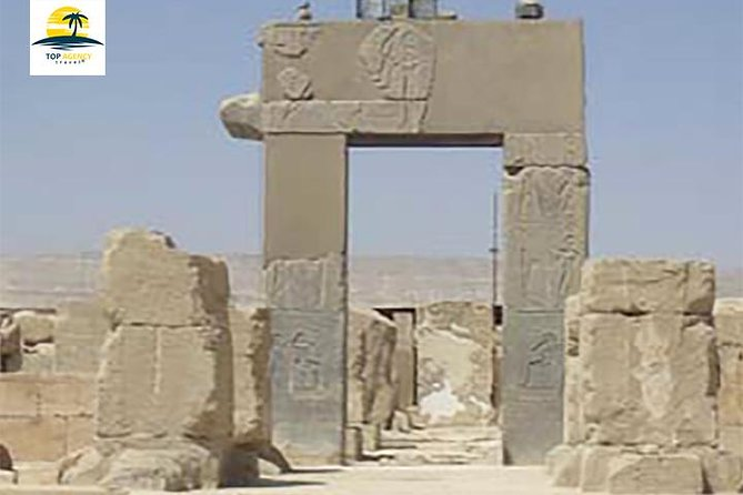 Tour to Dendera and Abydos Temples from luxor photo 3