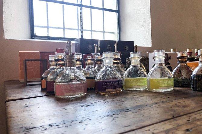 Private Balsamic Vinegar Tour and Tasting in Emilia-Romagna