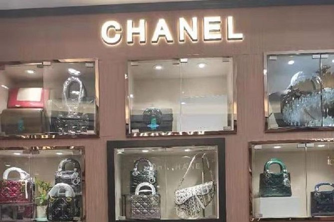 Private half day shopping tour in Guangzhou