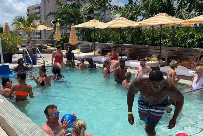 1 Hour Open Bar + Drip Pool Party - South Beach photo 3