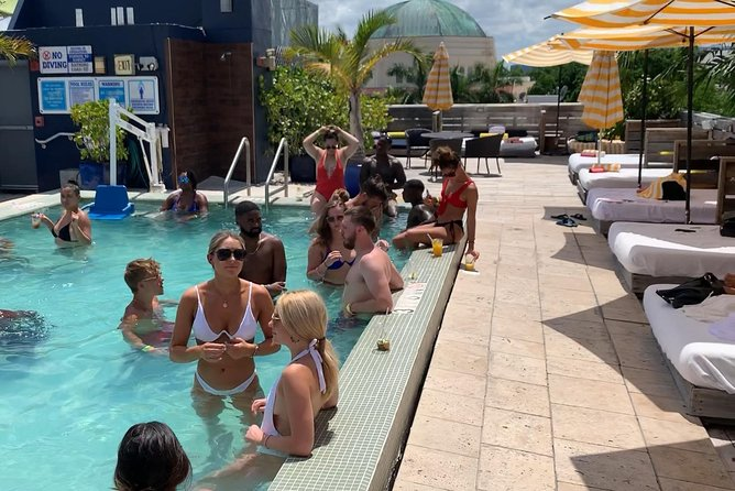 1 Hour Open Bar + Drip Pool Party - South Beach