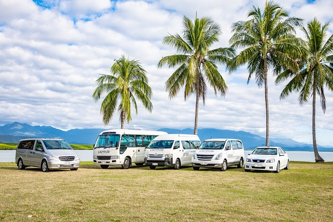 Airport Transfers between Cairns Airport and Palm Cove
