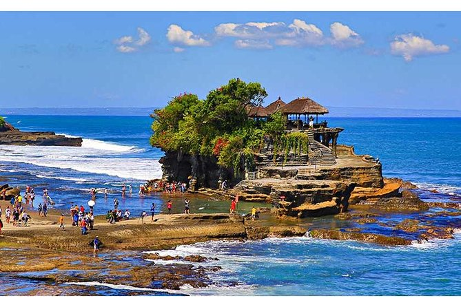 Tanah Lot Sunset Tour without Entrance Ticket