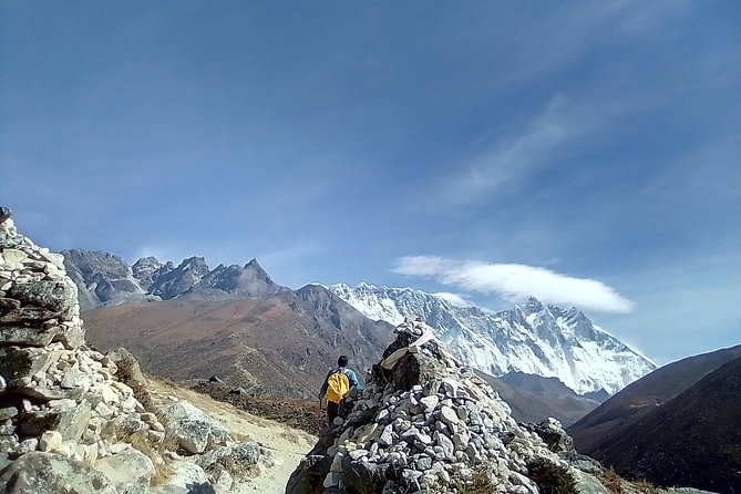 Unique Combo Everest and Annapurna Base Camp Exciting Trek from Kathmandu Nepal