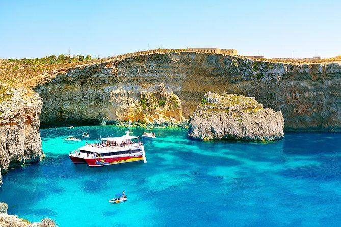 Afternoon Comino Cruise photo 4