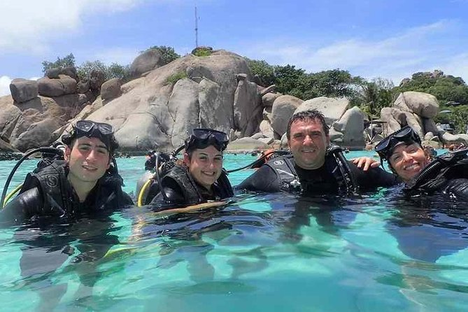 Become certified diver in 3 days - PADI Open Water Diver course on Koh Tao
