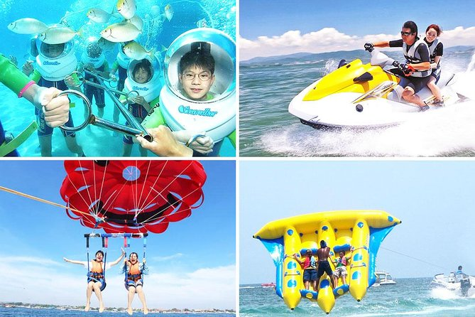 Bali Best Water Sport Packages in Tanjung Benoa Nusa Dua