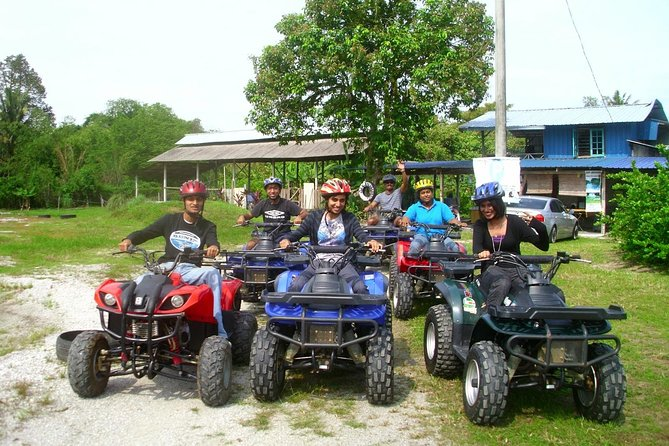 ATV Offroad Kalumpang from Kuala Lumpur