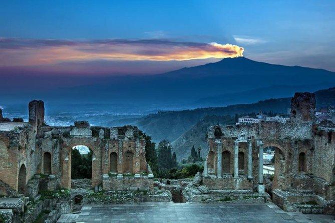 Etna 2000m & Taormina