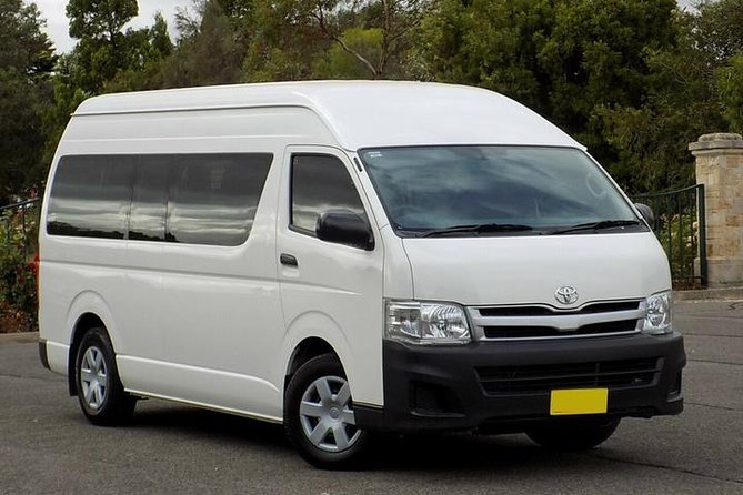 PHUKET: Private Transfer Van 4-10 Pers. Phuket City-All Beach to Phuket Airport