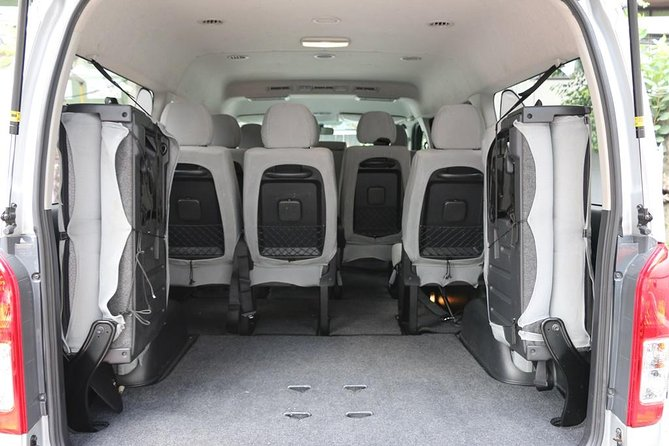 PHUKET: Private Van (4-10 Pers.) Transfer from All Beach to All Beach in Phuket photo 2