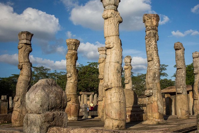 Polonnaruwa Ancient City, Day Tour From Kandy.