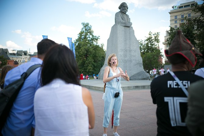 Communist Moscow tour