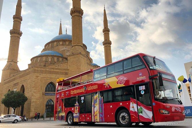 Hop On Hop Off Beirut City Sightseeing