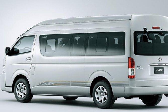 PHUKET: Private Minibus (4-10 Pers.) Transfer Phuket Airport-Phang Nga Khao Lak