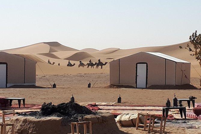 Sahara Adventure - Erg Chigaga Great Dunes - 5 days depart Marrakech