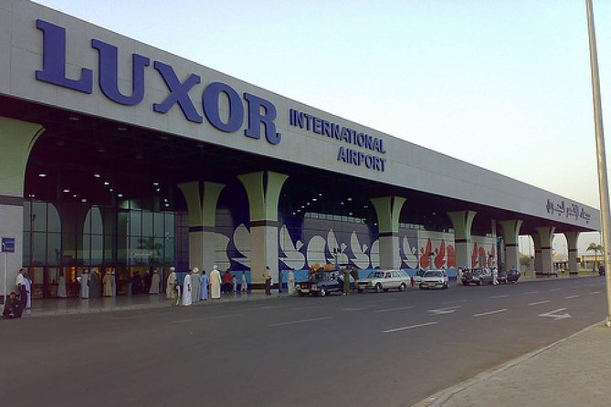 Pick up transfers from Luxor airport to luxor Hotels