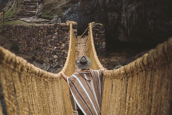 5-Day: Cusco - MachuPichu & Q'eswachaca ||Private Service||