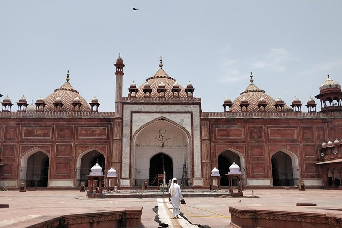 Heritage walk in the city of Agra - The WalkingTour