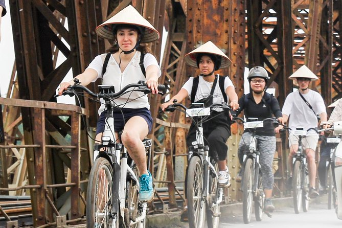 Half Day Ha Noi Tour by E-bike
