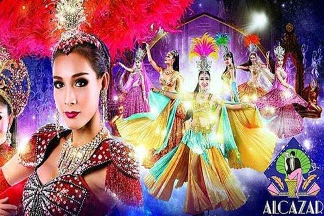 PATTAYA: Alcaza Cabaret Show Pattaya (Normal Seat)+Transfer