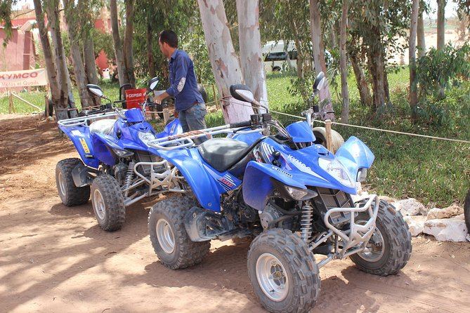 2 Hours Quad Bike In Agadir