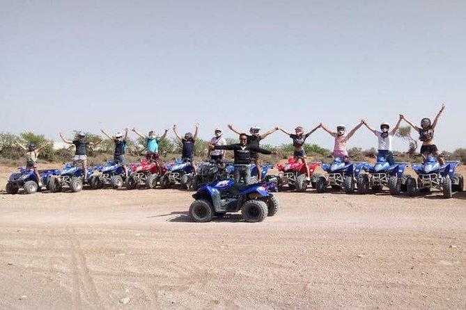 2 Hours Quad Bike In Agadir