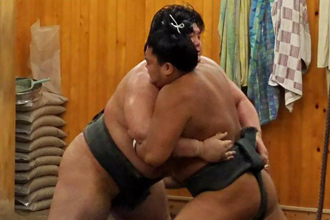 Experimente Sumo e Cultura Japonesa