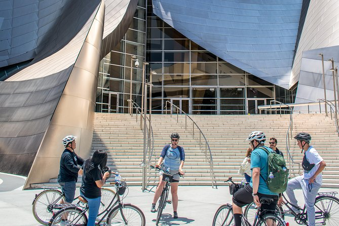Shared 2 Hours and 30 Mins Historic Core and More DTLA Bike Tour